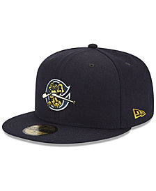 New Era Charleston RiverDogs 2001 Capsule 59FIFTY FITTED Cap