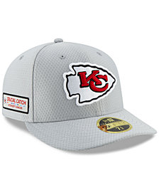 New Era Kansas City Chiefs Crucial Catch Low Profile 59FIFTY Fitted Cap