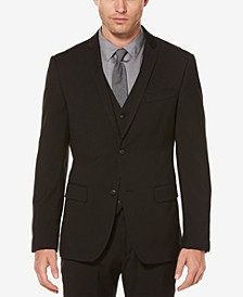 Men's Slim-Fit Suit Jacket
