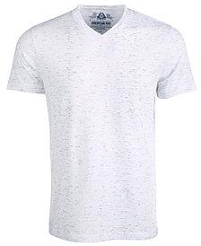 American Rag Men's Heathered V-Neck  T-Shirt, Created for Macy's