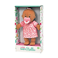 Manhattan Toy Wee Baby Stella Beige 12 Inch Soft Baby Doll