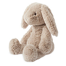 Manhattan Toy Lovelies Latte Bunny 12 Inch Plush Toy