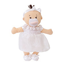 Manhattan Toy Wee Baby Stella Its My Party Dress 12 Inch Soft Baby Doll