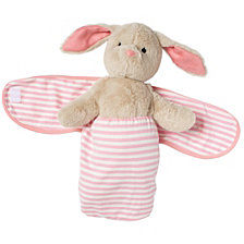Manhattan Toy Swaddle Baby Bunny Accessory