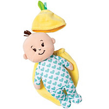 Manhattan Toy Wee Baby Stella Snuggle Lemon Doll