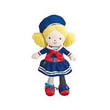 Manhattan Toy Dress Up Friends Aimee 15 Inch Doll