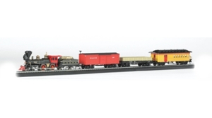 Bachmann Trains The General Ho Scale Ready To Run Electric Train Set