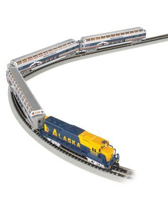 Bachmann Trains Mckinley Explorer N Scale Ready To Run Electric Train Set