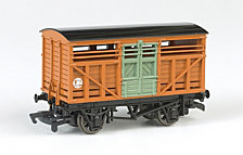 Bachmann Trains Thomas And Friends Gwr Cattle Wagon Ho Scale