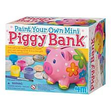 Paint Your Own Mini Piggy Bank