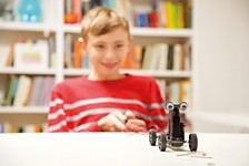 4M Kids Labs Metal Detector Robot Stem