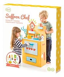 Krooom Saffron Chef Kitchen Playset