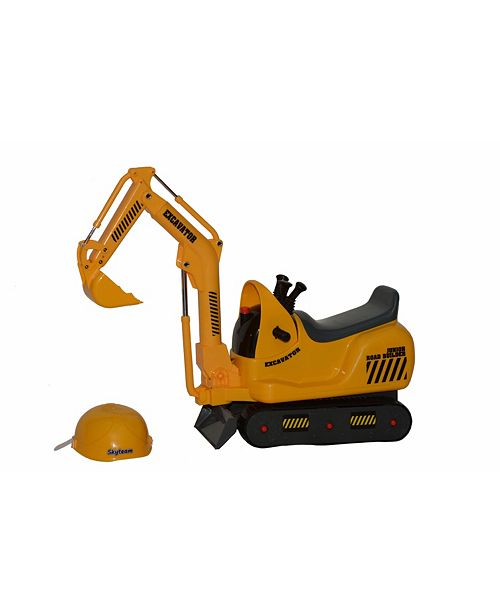 Skyteam Technology Micro Construction Excavator Ride On