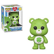 Funko Pop Animation Care Bears Collectors Set, Good Luck Bear, Cheer Bear, Grumpy Bear And Funshine Bear