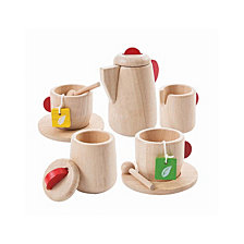 Plantoys Pretend Play Tea Set Play Set