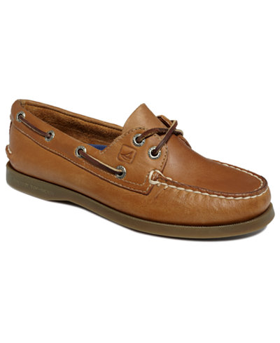 Women's Boat Leather Shoe