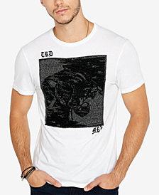 Buffalo David Bitton Men's Tastrie Patch Graphic T-Shirt