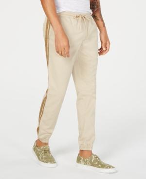 American Rag Men's Side Stripe Jogger Pants, Created for Macy's