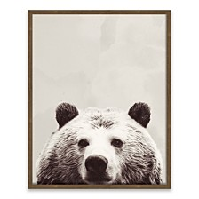 Friendly Bear Recessed Box
