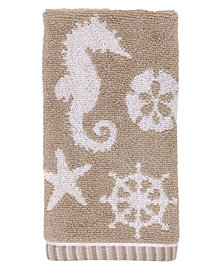 Avanti Sea and Sand Fingertip Towel
