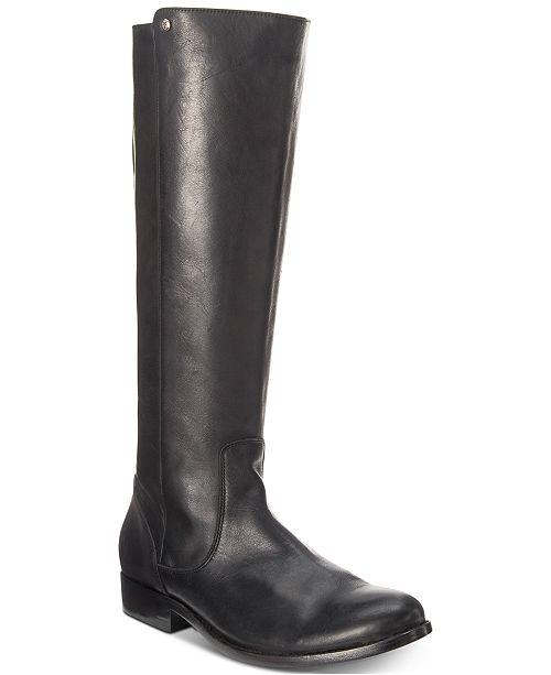 2f276d4fbb0 Frye Women s Melissa Stud Back-Zip Boots   Reviews - Boots - Shoes ...