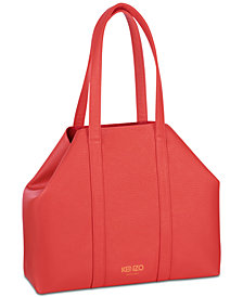 Receive a FREE Kenzo Tote with any large spray purchase from the Kenzo fragrance collection