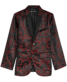 I.N.C. Boys Jacquard Blazer, Created for Macy's