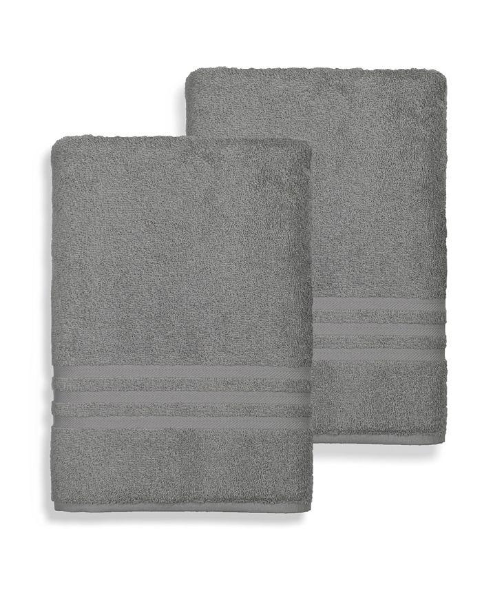 Linum Home - Denzi 2-Pc. Bath Sheet Set