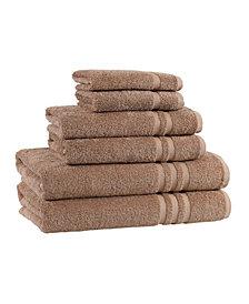 Linum Home Textiles Denzi 6 Piece Towel Set
