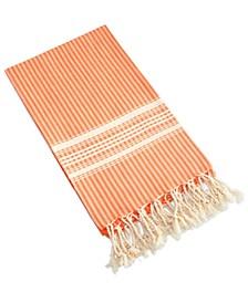 Luxe Herringbone Pestemal Beach Towel