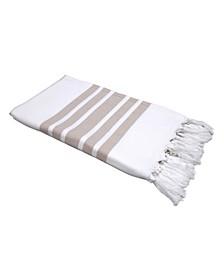 Herringbone Pestemal Beach Towel