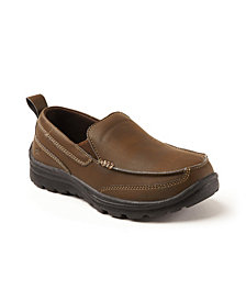 Deer Stags Little and Big Boys Zesty Dress Casual Slip-On