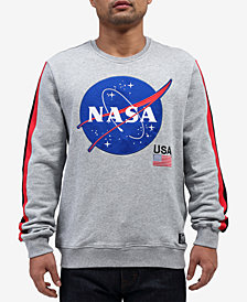Hudson NYC Mens NASA Sweatshirt