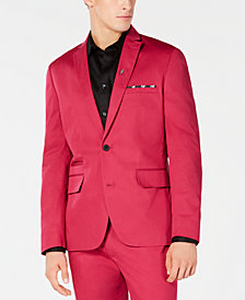 I.N.C. Men's Dean Slim-Fit Stretch Blazer, Created for Macy's