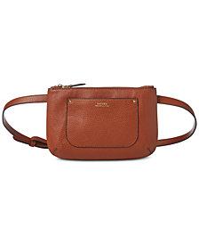 Lauren Ralph Lauren Zip-Top Belt Bag