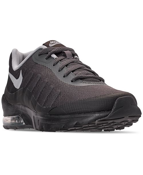 cheaper 9c0d4 78763 ... Nike Men s Air Max Invigor Print Running Sneakers from Finish ...