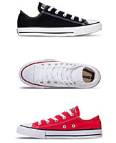 Converse Little Boys  Chuck Taylor All Star Ox Casual Sneakers from Finish  Line 07b881b19d29
