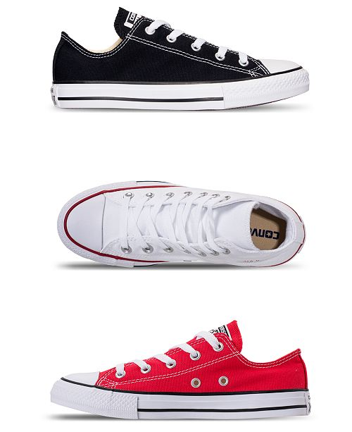 61d6e4f5b5f Converse. Little Boys  Chuck Taylor All Star Ox Casual Sneakers from Finish  Line. Be the first to Write a Review. Shop Collection. main image