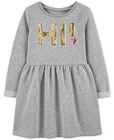 Carter's Toddler Girls Hi Sequin Dress