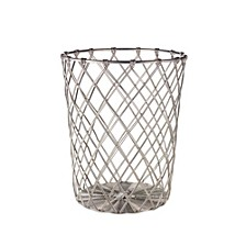 Lattice Waste Basket