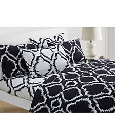 Chic Home Arianna 4-Pc Twin Sheet Set