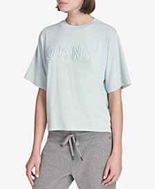 DKNY Sport Logo Top, Created for Macy's