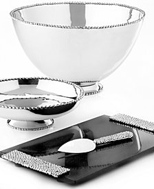 Michael Aram New Molten Serveware Collection