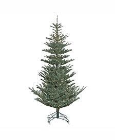 Vickerman 7.5' Alberta Blue Spruce Artificial Christmas Tree