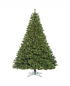 7.5 ft Oregon Fir Artificial Christmas Tree