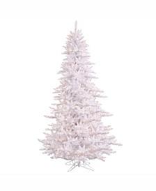 3' White Fir Slim Artificial Christmas Tree
