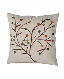 Vickerman Decorative Pillow Features Festive