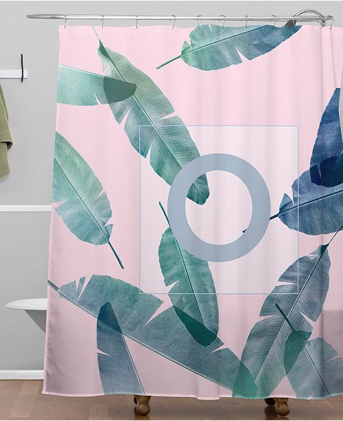 Deny Designs Iveta Abolina Peaches N Cream O Shower Curtain