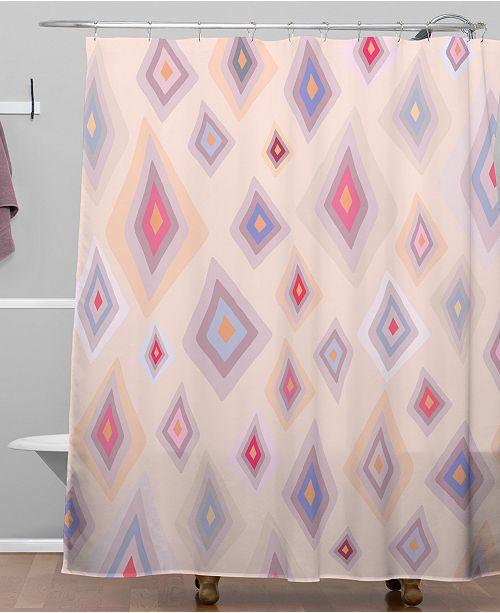 Deny Designs Iveta Abolina Morocco On My Mind IV Shower Curtain