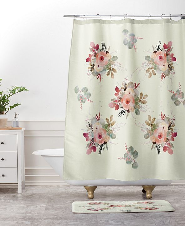 Deny Designs Iveta Abolina April Mist II Bath Mat